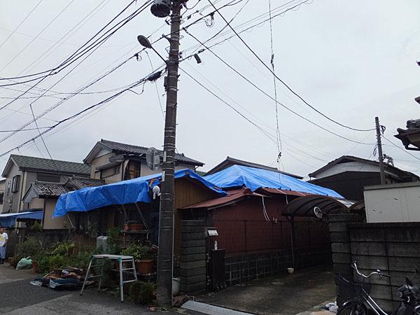 2015千葉市中央区竜巻被害
