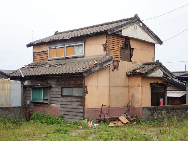 新潟 地震